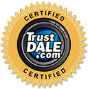 TrustDale Badge