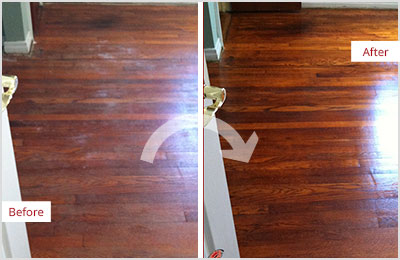 Sir Grout Tucson Deep Wood Cleaning