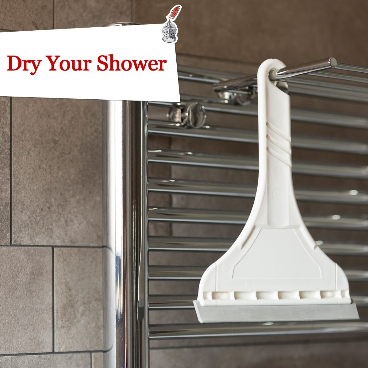 Dry Your Shower