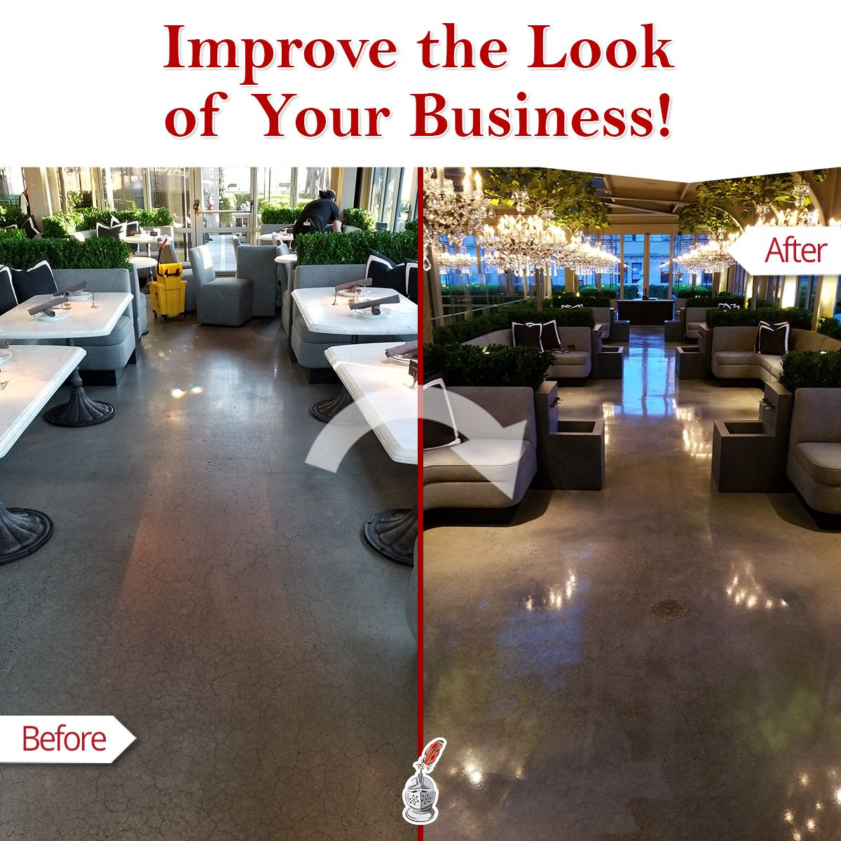 Improve the Look of Your Business!